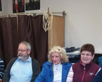 L'équipe municipale de Aunay-en-Bazois