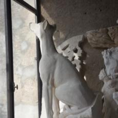 sculpture animale