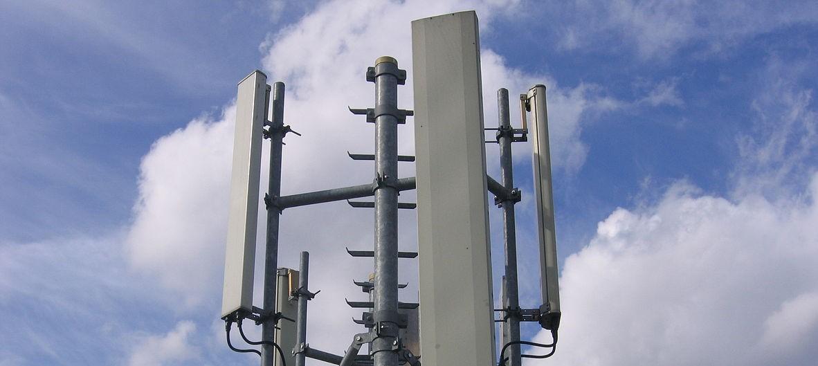 Antennes de téléphonie mobile
