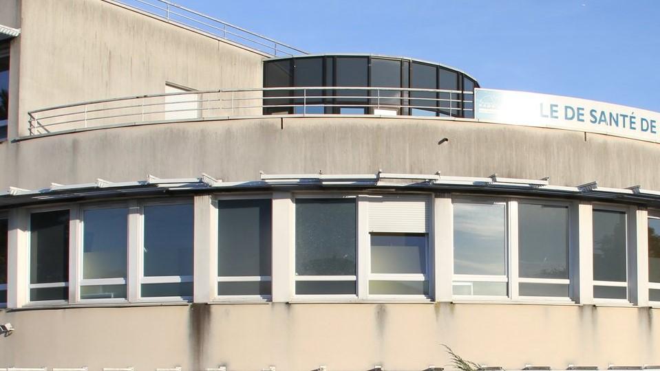 Bâtiment de la Clinique du Nohain à Cosne-sur-Loire