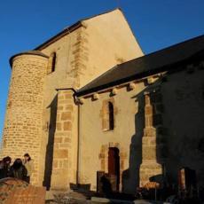extérieur église de neuffontaines