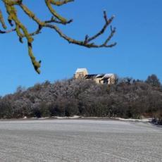 vue sur le mont Sabot